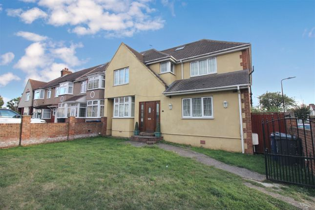 Thumbnail Semi-detached house to rent in Burns Avenue, Southall