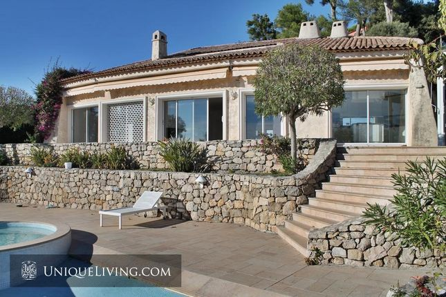 Thumbnail Villa for sale in Cagnes Sur Mer, Vence, French Riviera