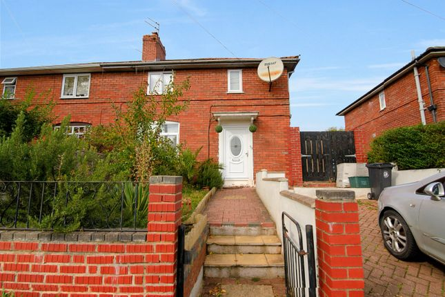 Thumbnail Semi-detached house for sale in Sylvan Way, Bristol, Avon