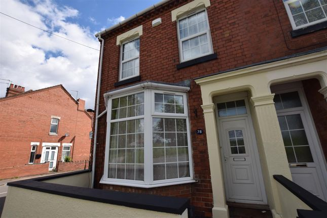 3 bed end terrace house to rent in Sandy Lane, Radford, Coventry CV6