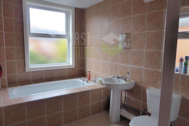 Bathroom of Lytton Road, Clarendon Park LE2