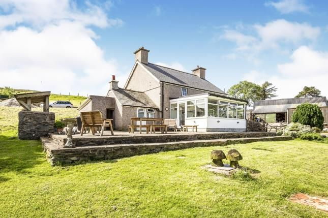 Thumbnail Detached house for sale in Cerrigydrudion, Corwen, Denbighshire, Northwales