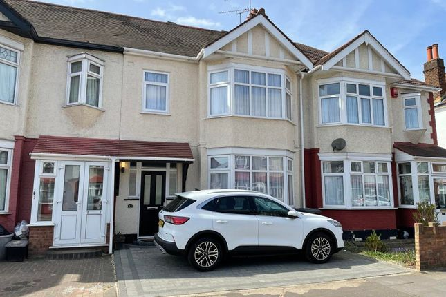 3 bed terraced house for sale in 23 Brook Road, Ilford, Essex IG2