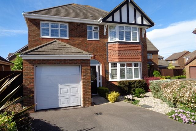 Thumbnail Detached house for sale in Hornbeam Avenue, Bexhill On Sea