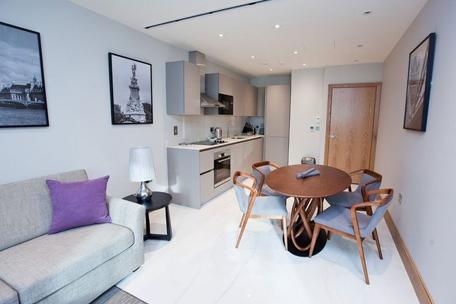 Thumbnail Flat to rent in Greville Road, London