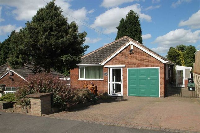 Thumbnail Detached bungalow for sale in Holcroft Road, Halesowen