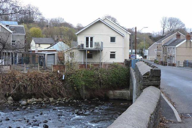 Thumbnail End terrace house for sale in Bridge Street, Lower Cwmtwrch, Swansea