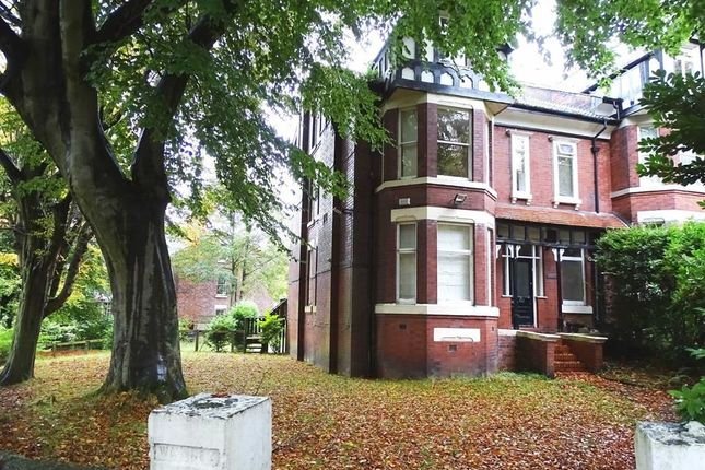 Thumbnail Semi-detached house for sale in Prestwich Park Road South, Prestwich, Prestwich Manchester