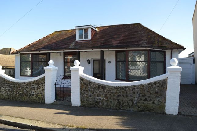 Thumbnail Bungalow for sale in Victoria Avenue, Westgate-On-Sea