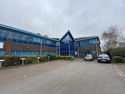 Office to let in Lincoln House, Wellington Crescent, Fradley, Lichfield, Staffs