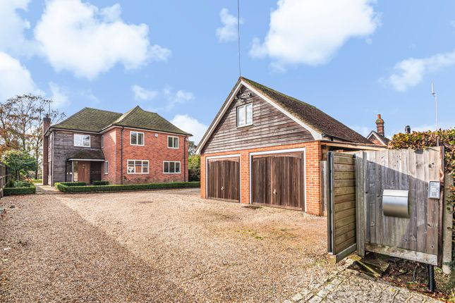 Thumbnail Detached house for sale in Lasham, Nr Alton, Hampshire