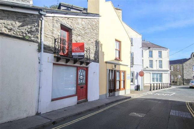Thumbnail Cottage for sale in Bank Street, Castletown, Isle Of Man