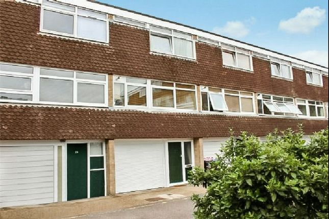 Thumbnail Town house for sale in Hillview Court, Woking