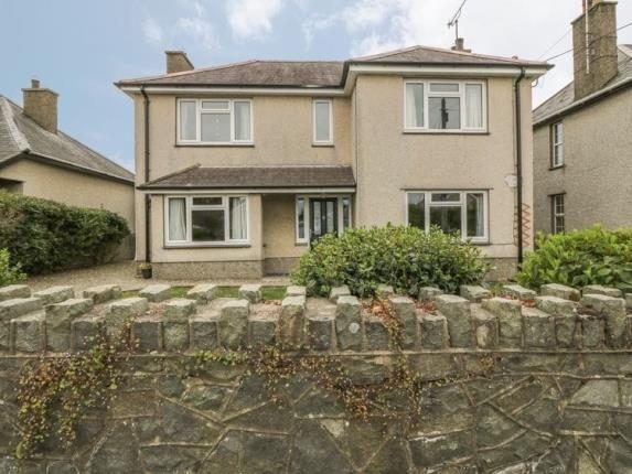 Thumbnail Detached house for sale in Lon Penrhos, Morfa Nefyn, Pwllheli, Gwynedd