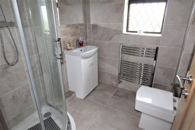 Shower Room of Bowling Bank, Wrexham LL13