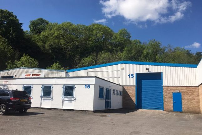 Thumbnail Industrial to let in Unit 15 Llandough Trading Estate, Cardiff