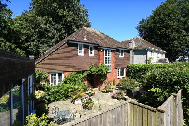 Thumbnail Detached house for sale in Kingsland Garden Close, Hartley, Plymouth
