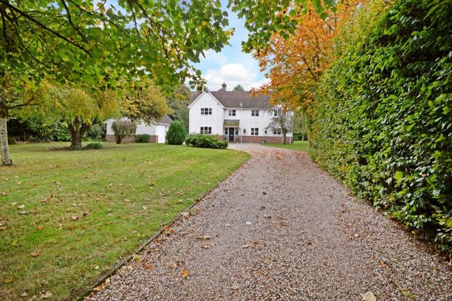 5 bed detached house for sale in Cornells Lane, Widdington, Saffron Walden