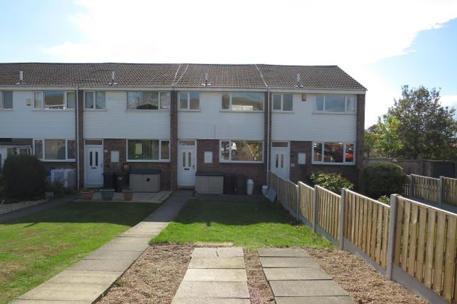 Thumbnail Terraced house to rent in Mason Drive, Swallownest, Sheffield