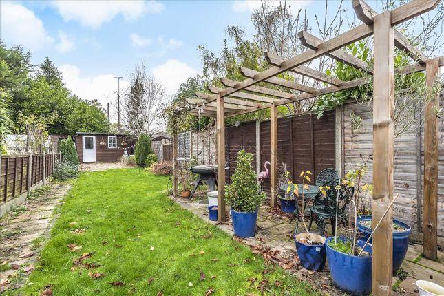 Garden of Yorktown Road, Sandhurst GU47