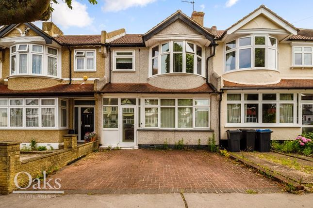 Thumbnail Terraced house for sale in Craigen Avenue, Croydon