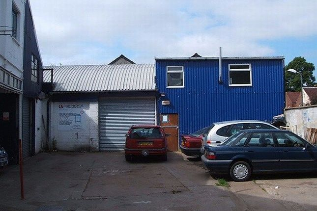Thumbnail Warehouse to let in Emsworth Road, Shirley, Southampton