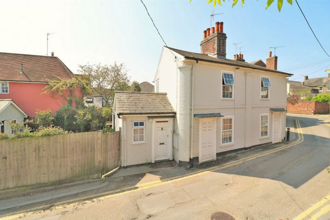 Thumbnail Detached house for sale in Brook Street, Wivenhoe, Essex