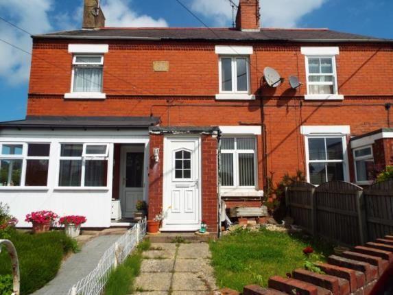 Thumbnail Terraced house for sale in Bryn Y Haul, Dingle Road, Leeswood, Flintshire