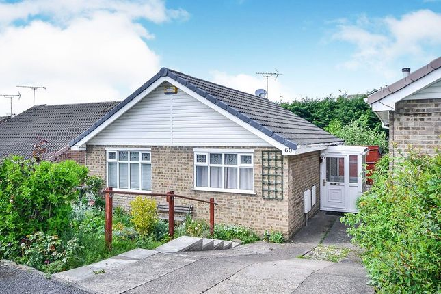 Thumbnail Bungalow for sale in Westmorland Way, Jacksdale, Nottingham