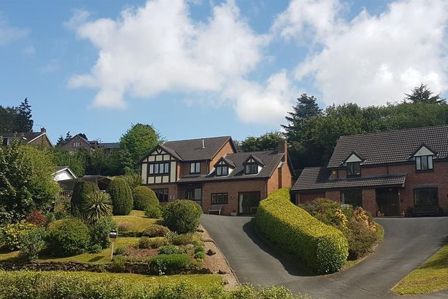 Thumbnail Detached house for sale in Bank House, Wrigglebrook Lane, Kingsthorne, Herefordshire