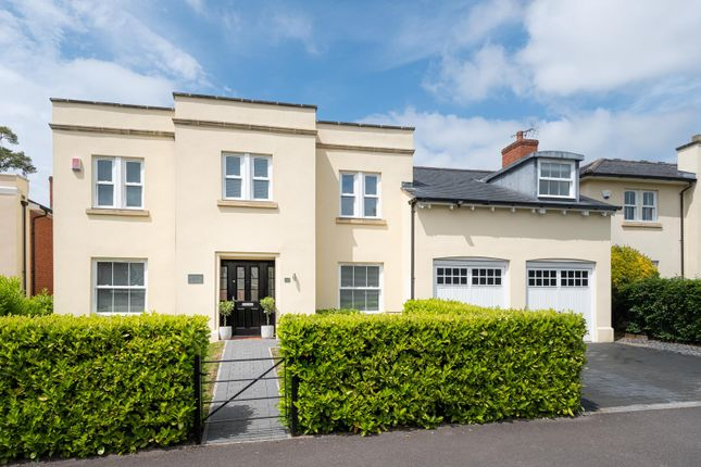 Thumbnail Detached house for sale in Rowena Cade Avenue, Cheltenham, Gloucestershire