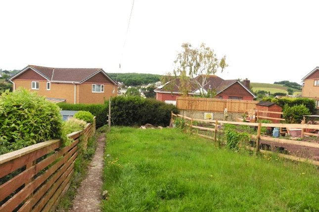 Rear Garden of Water Lane, Kingskerswell, Newton Abbot TQ12