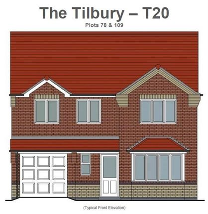 Thumbnail 5 bed detached house for sale in Priory Way, Butterley, Ripley