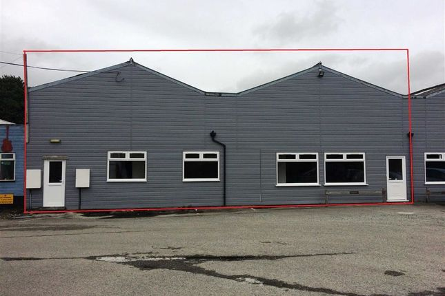 Thumbnail Office to let in Warehouse And Office Suite, Communication Centre, Par, Cornwall