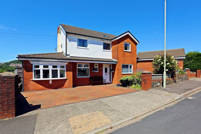 Thumbnail Detached house for sale in Wingfield Close, Pontypridd