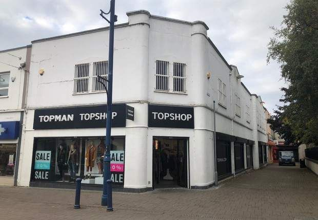 Thumbnail Retail premises for sale in Church Street & Church Lane Arcade, Coleraine, County Londonderry