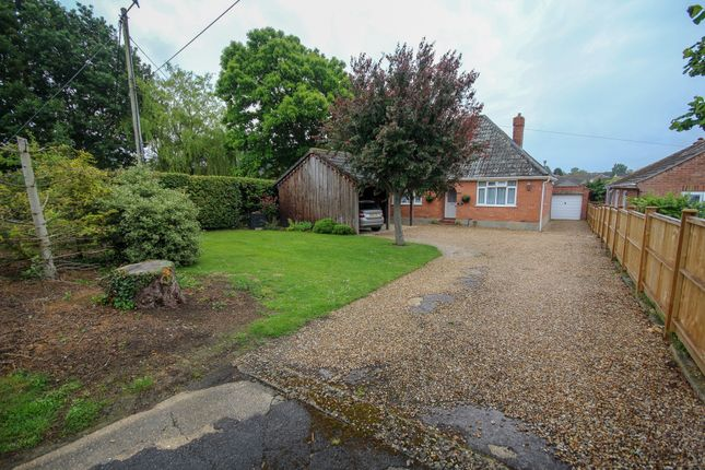 Thumbnail Detached bungalow for sale in Thorne Lane, Yeovil