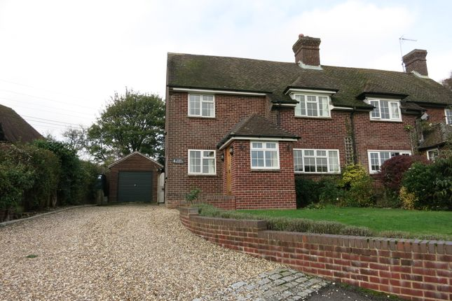 Thumbnail Semi-detached house to rent in Hare Warren, Whitchurch
