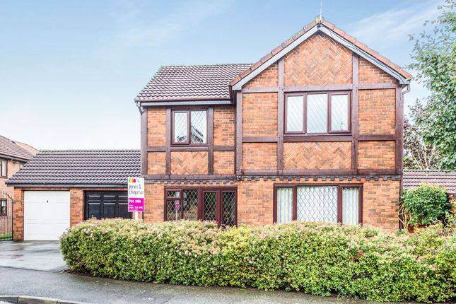 Thumbnail Detached house for sale in Clifton Avenue, Halewood, Liverpool