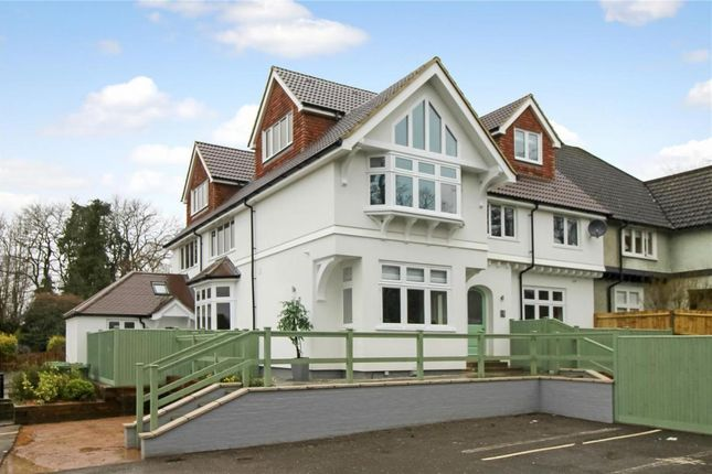 Thumbnail Flat for sale in Clockhouse Road, Farnborough