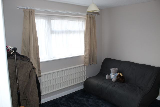 Bedroom Two of East Leys Court, Moulton, Northampton NN3