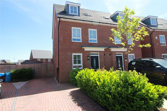 Thumbnail Semi-detached house for sale in Springwell Avenue, Liverpool, Merseyside