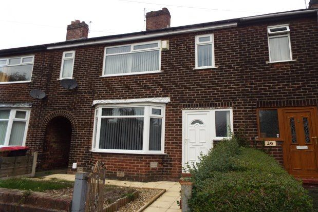 Thumbnail 3 bed semi-detached bungalow to rent in Swinton, Manchester