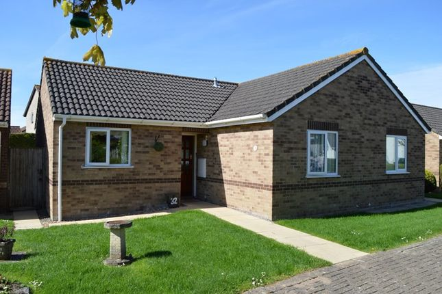 Thumbnail Bungalow for sale in Kelston Gardens, North Worle, Weston-Super-Mare
