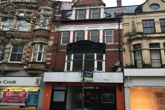 Thumbnail Retail premises for sale in 145 Commercial Street, Newport, South Wales