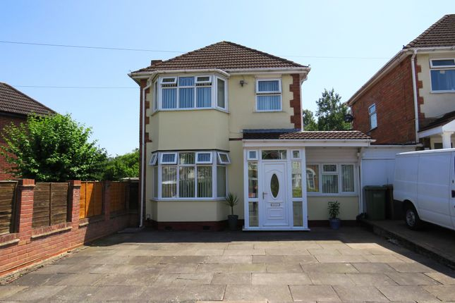 Thumbnail Detached house for sale in Irving Road, Solihull