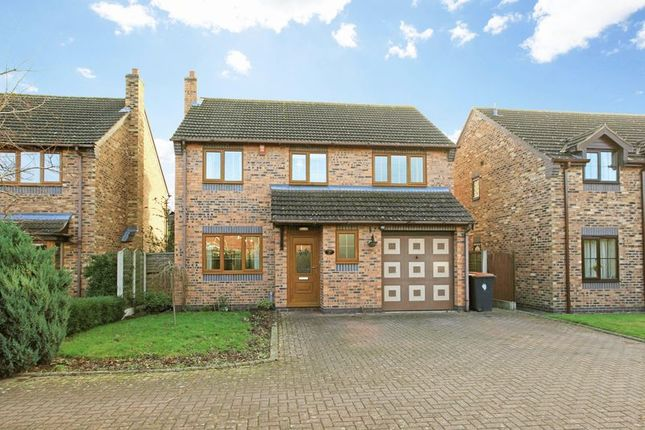 Thumbnail Detached house for sale in 27 Glovers Way, Shawbirch, Telford