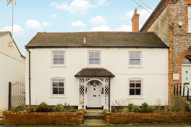 Thumbnail Semi-detached house for sale in Church Street, Hungerford, Berkshire