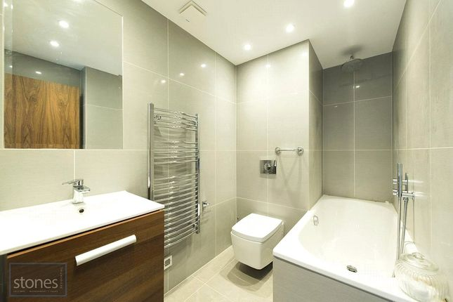 Bathroom of North End, Golders Green, London NW3