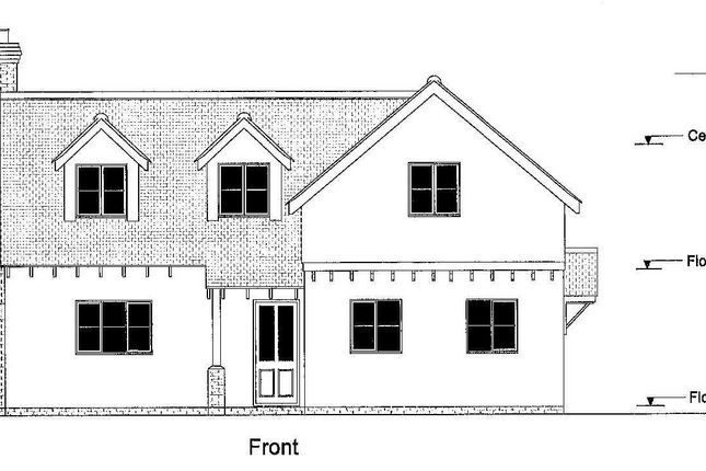 Land for sale in Land Adjacent To Marylands Cottage, Old Ipswich Road, Ardleigh, Colchester